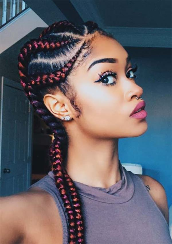 Get Twisted: Learn How to Do This Half-UpStyle recommend