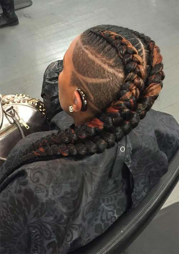 125 goddess braids � all about this hot hairstyle