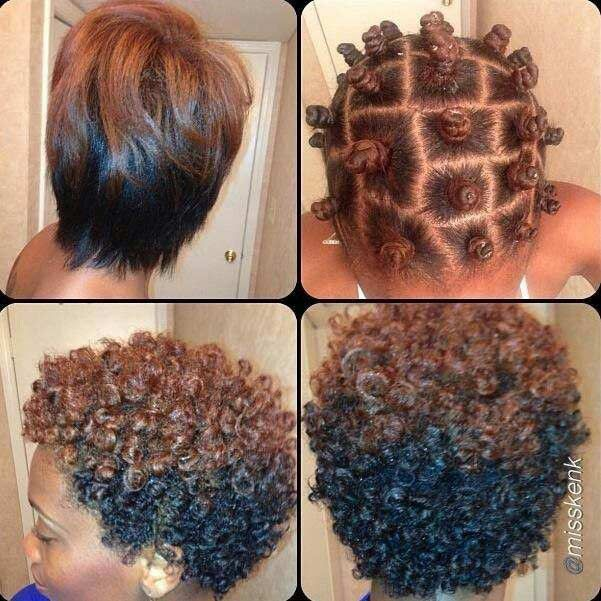 How To Look Cool With A Bantu Knots Hairstyle