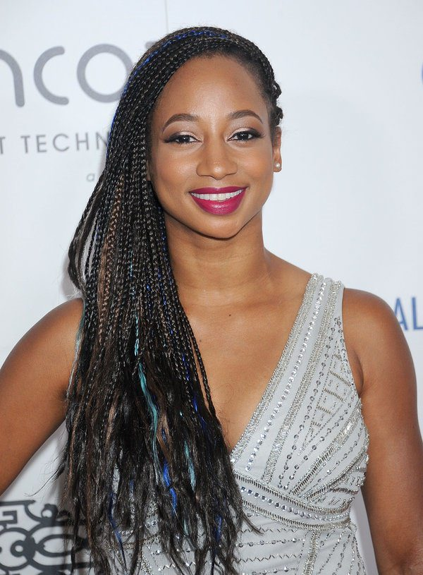 20 Bad Box Braids Hairstyles That You Can Wear Year Round Huffpost