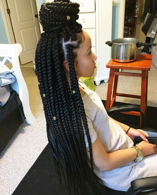 Make Sure To Do A Bit Of Research On The Type Of Box Braid You Want. Go  Look Up On The Important Advantages And Disadvantages Of Your Preferred  Braid Style, ...