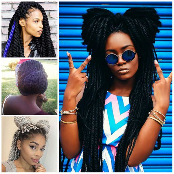 110 Of The Best Black Hairstyles This 2019