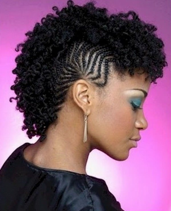 Beautiful Hairstyles For Natural African Hair