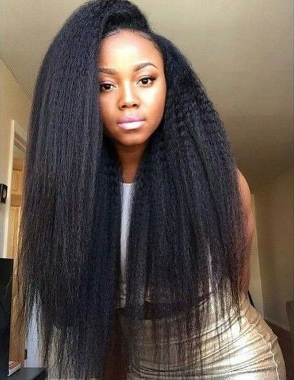 110 of the Best Black Hairstyles This 2018 - Reachel