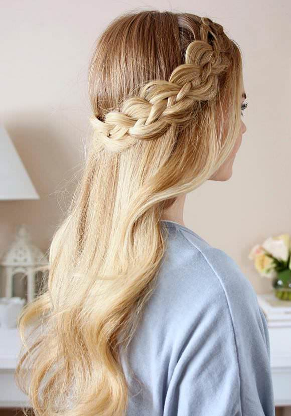 99 Most Fashionable Prom Hairstyles This Year Reachel