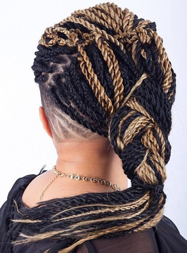 Seize Your Hair Moment With 101 Twist Braids