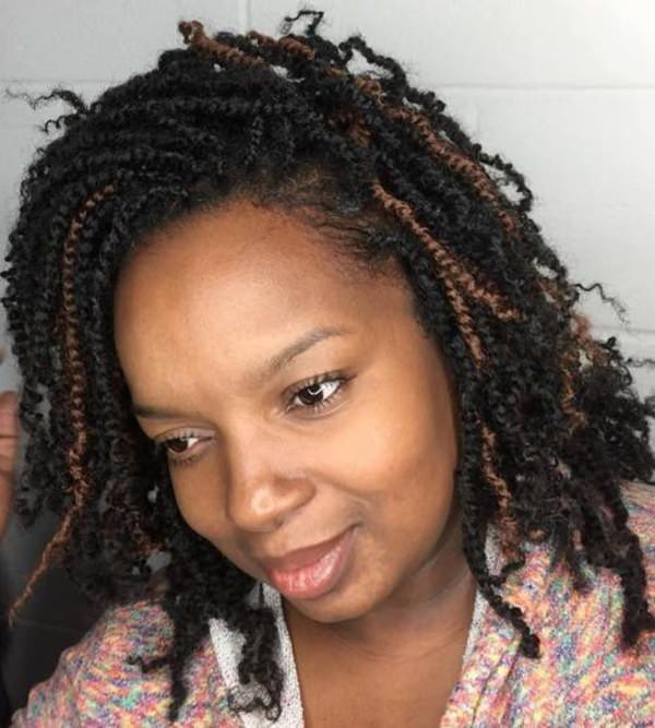 Seize Your Hair Moment With 101 Twist Braids Reachel