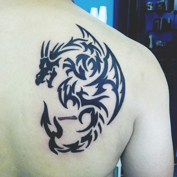 70 Chinese And Japanese Dragon Tattoo Designs And Their Actual