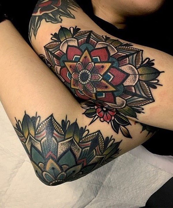 Mandala Tattoo Designs with their Meanings