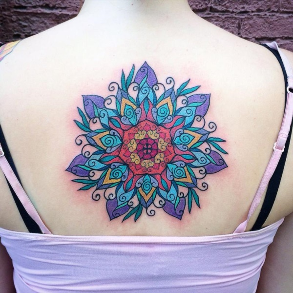 70 Mandala Tattoo Designs With Their Meanings To Incite