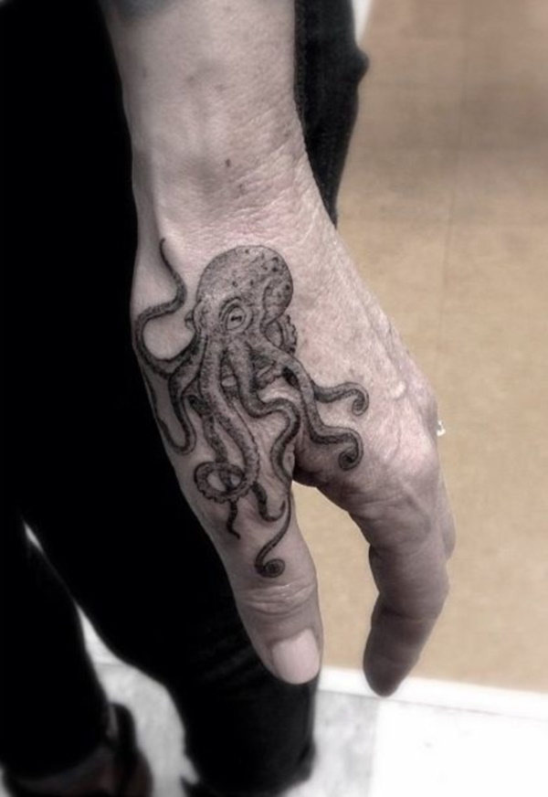 155+ Realistic Octopus Tattoo Designs and Meanings