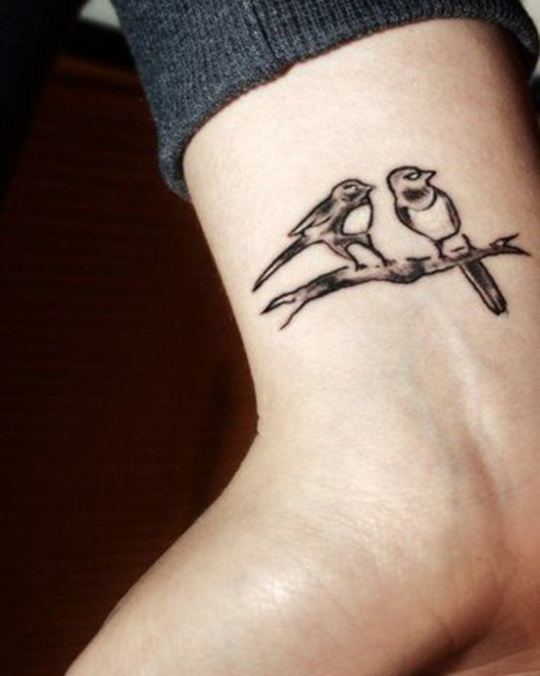 Tattoo Small Birds: 68 Small Bird Tattoo Designs To Mirror Your Passion For Flying