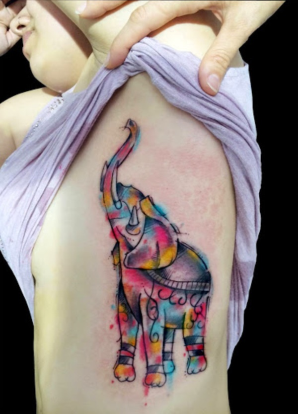 125 African Elephant Tattoo Designs To Express The Power Inside You