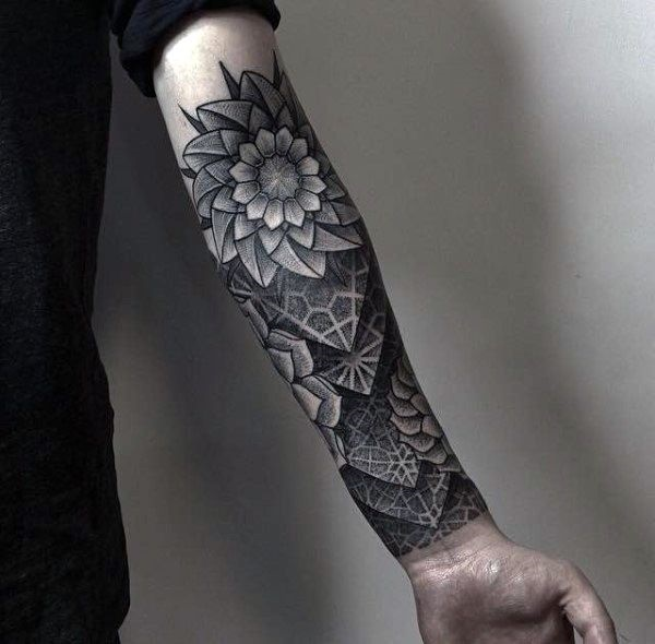 5f4c619ac 70 Best Forearm Tattoo Designs to get Inspired with