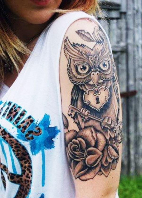 e9654f730 150 Best Half and Full Sleeve Tattoos for Extra Swag