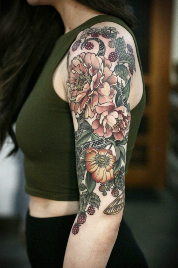150 Best Half And Full Sleeve Tattoos For Extra Swag