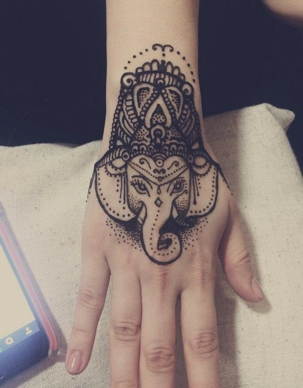 Flaunt Your Style With 80 Cool Hand Tattoo Designs