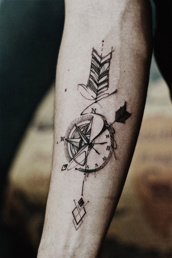 255+ Cool Tattoo Ideas And Designs For Men That're Totally