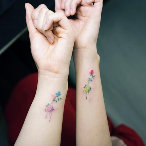 Cute Flower Tattoo Designs: 155 Cute And Small Flower Tattoo Designs To Feel The Fragrance
