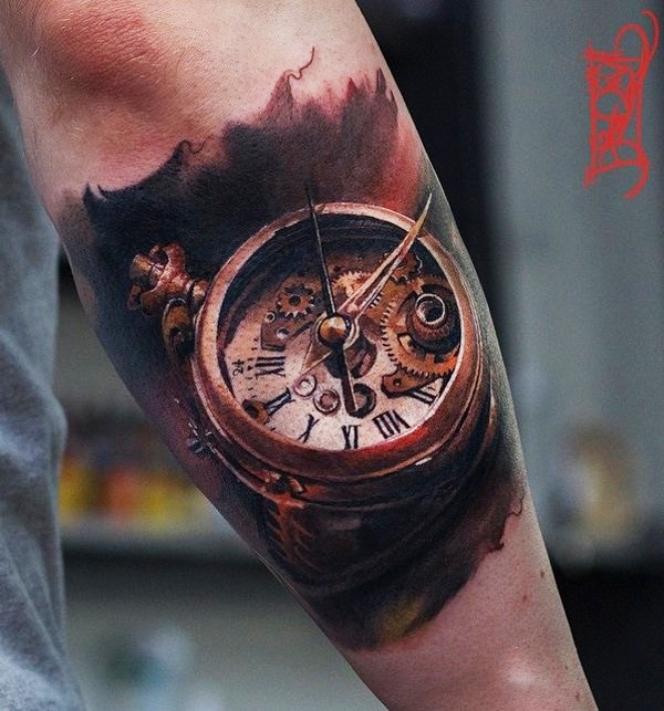 155 Realistic 3d Tattoo Designs To Stay Unique