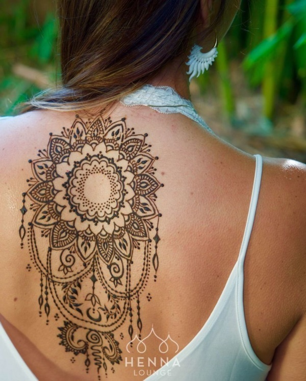 125+ Simple and Beautiful Henna Tattoo Designs