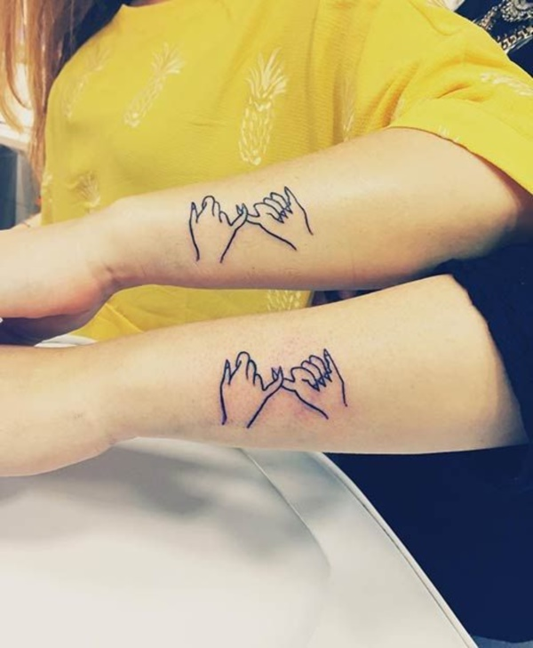 155+ Unique Brother Sister Tattoos to try with Love