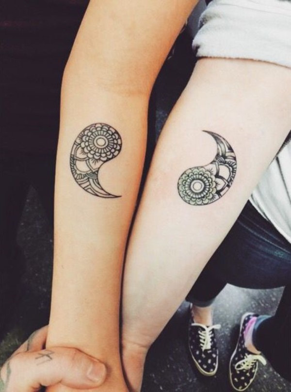 Sister Tattoo Ideas: 155+ Unique Brother Sister Tattoos To Try With Love