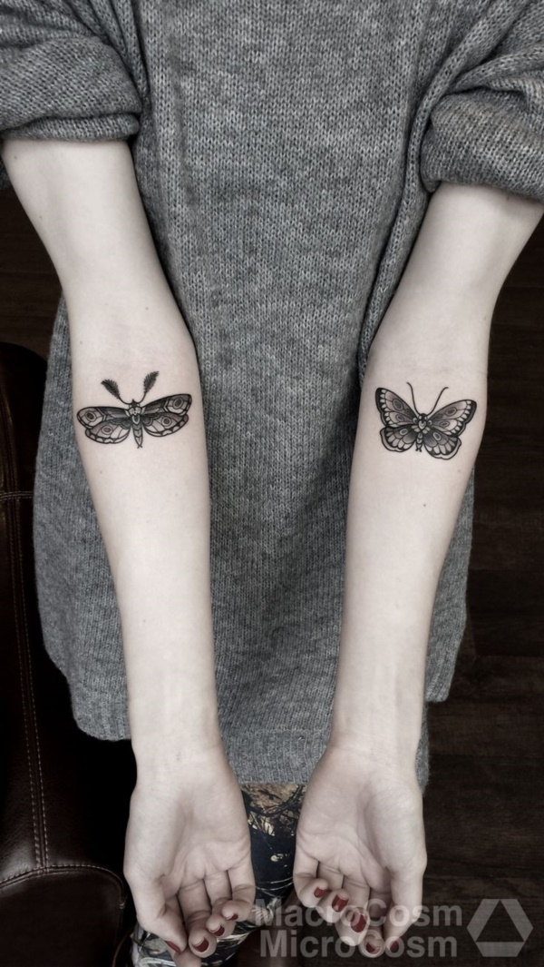 9cb288a25b559 180 Unique Butterfly Tattoos and Images that are just BEST