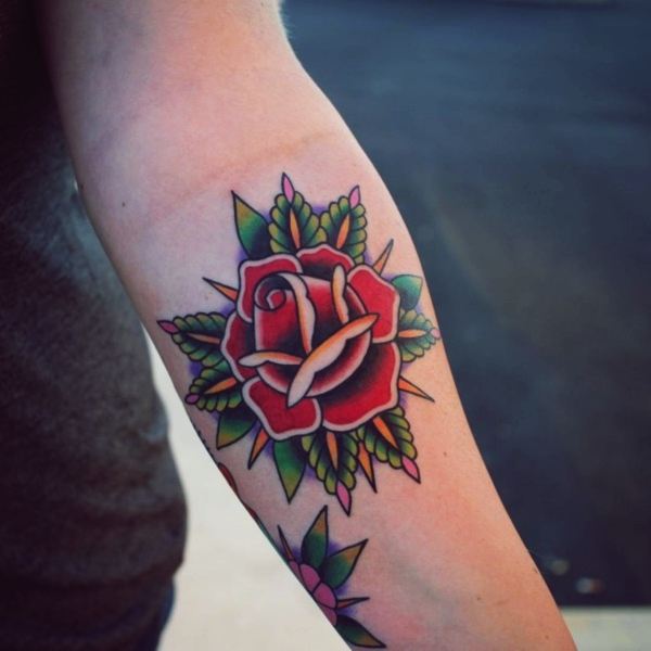 70 meaningful traditional tattoo designs reachel for Tattoo tip percentage