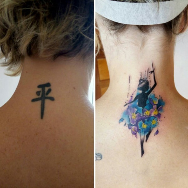 70 Cover Up Tattoo Ideas Before And After