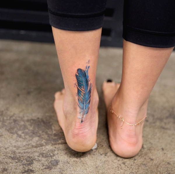 155 Feather Tattoo Designs And Their Meanings