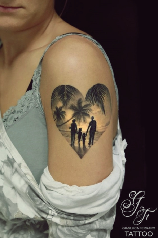 70 Meaningful Family Tattoo Designs You'll Surely Love