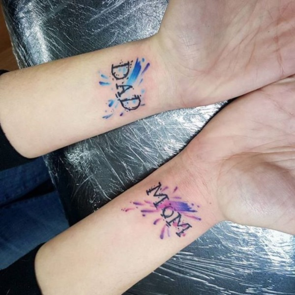 Forevever Ideas Family Tattoo Illusion: 70 Meaningful Family Tattoo Designs You'll Surely Love