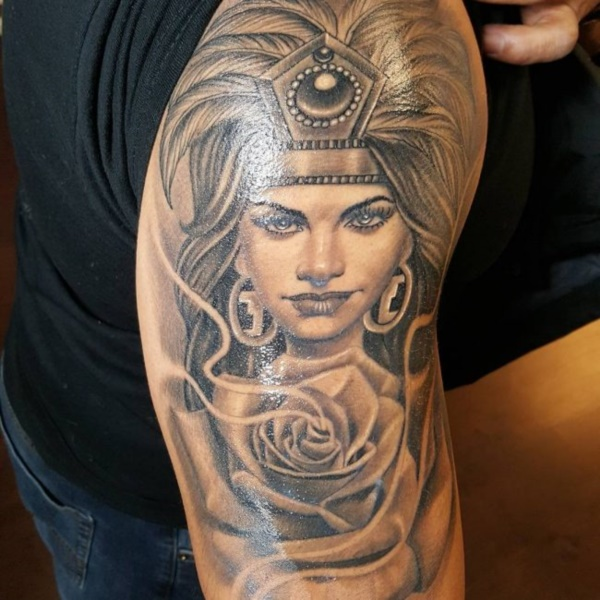 80 Aztec Tattoos Symbols And Meanings That Re Really Great
