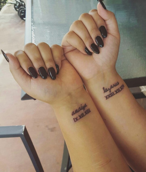 70 Name Tattoos To Guide You In Your Soul Searching Journey