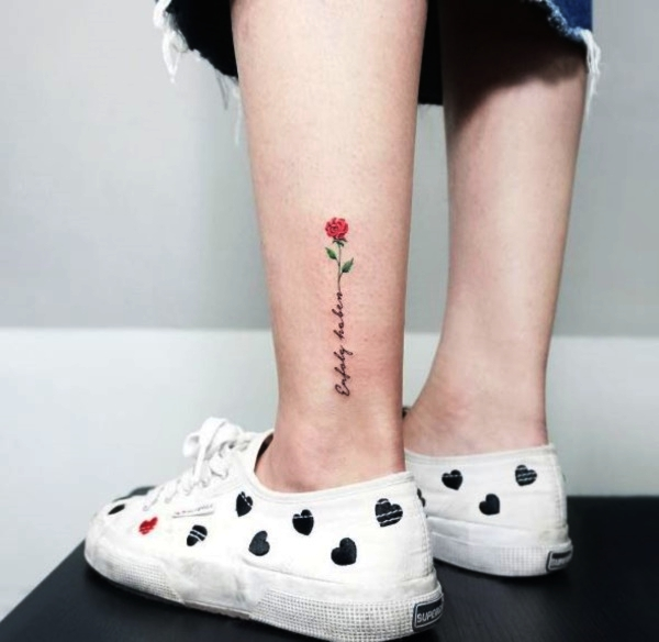 68 Ankle Tattoos You Should Consider Right Now