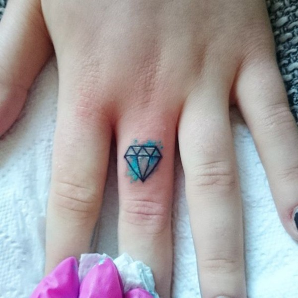 dd29f6508f35a 60+ Small Diamond Tattoo Designs to Show Long-Lasting Value With Ink