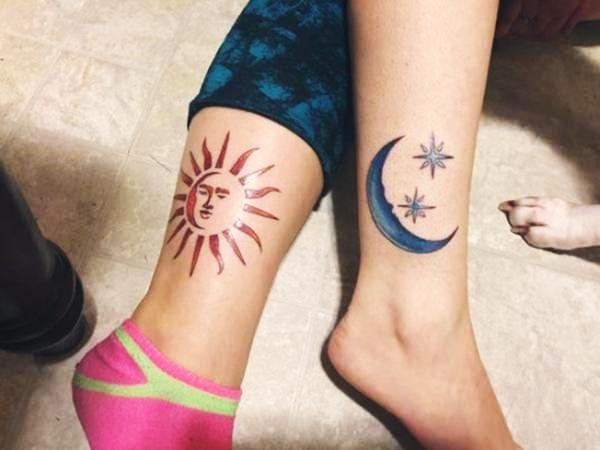 red moon tattoo meaning - photo #20