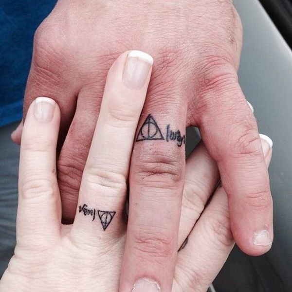 70 Engagement Ring Tattoos Never Seen Before For You And Your Love