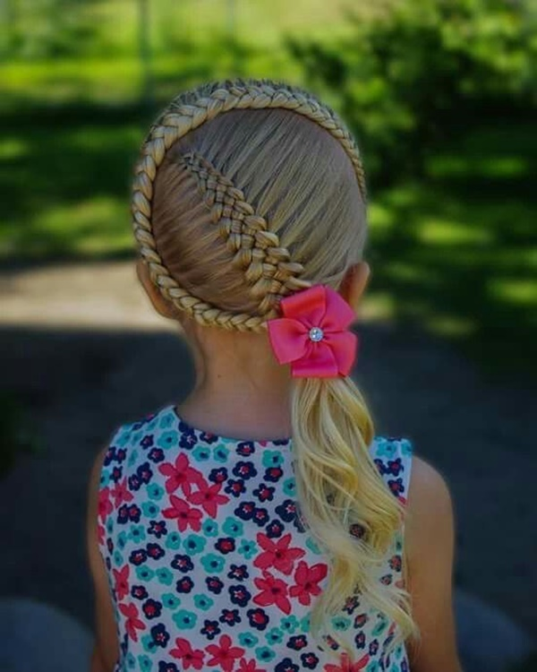 75 Easy Braids for Kids (with Tutorial)