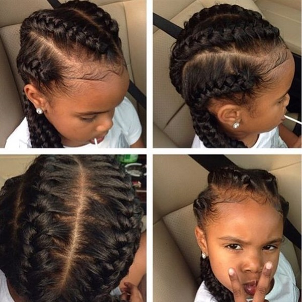 Awesome 75 Easy Braids For Kids With Tutorial Schematic Wiring Diagrams Amerangerunnerswayorg
