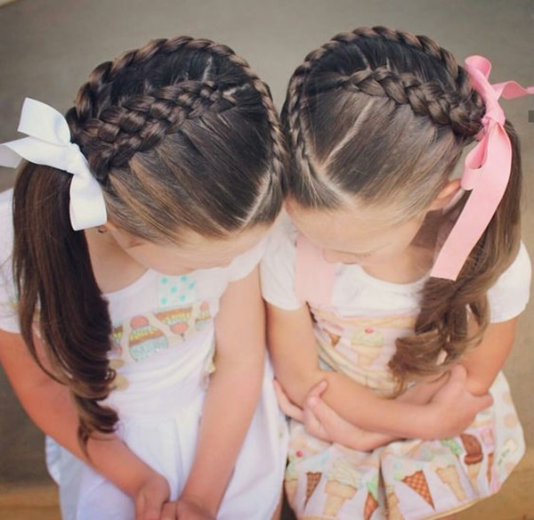 75 Easy Braids for Kids (with Tutorial) - Reachel