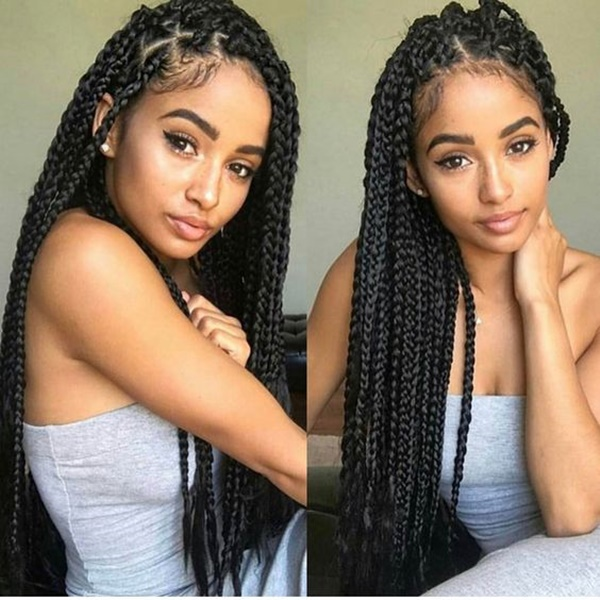 125 Popular Feed In Braid Hairstyles With Tutorial
