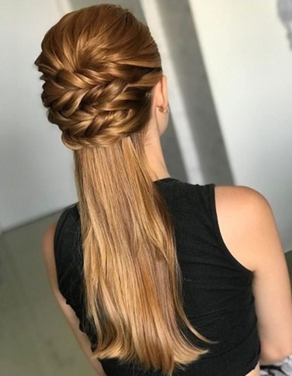 155 Romantic French Braid Hairstyles with How-to Tutorial - Reachel