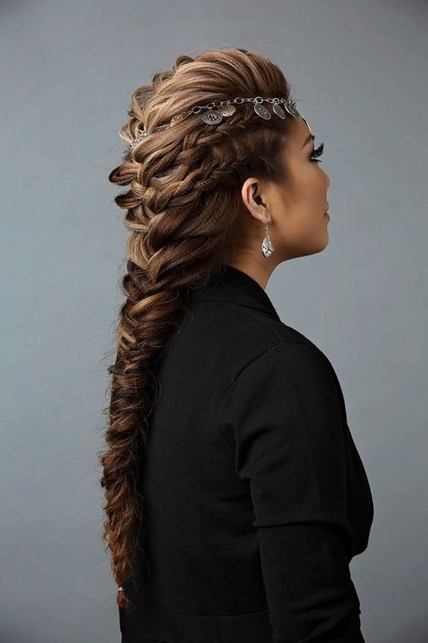 155 Romantic French Braid Hairstyles With How To Tutorial