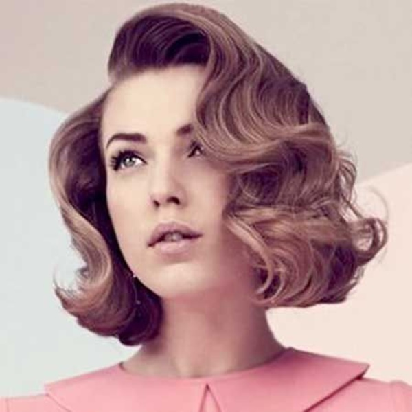 125 50s Hairstyles Get The Hollywood Glamor Look