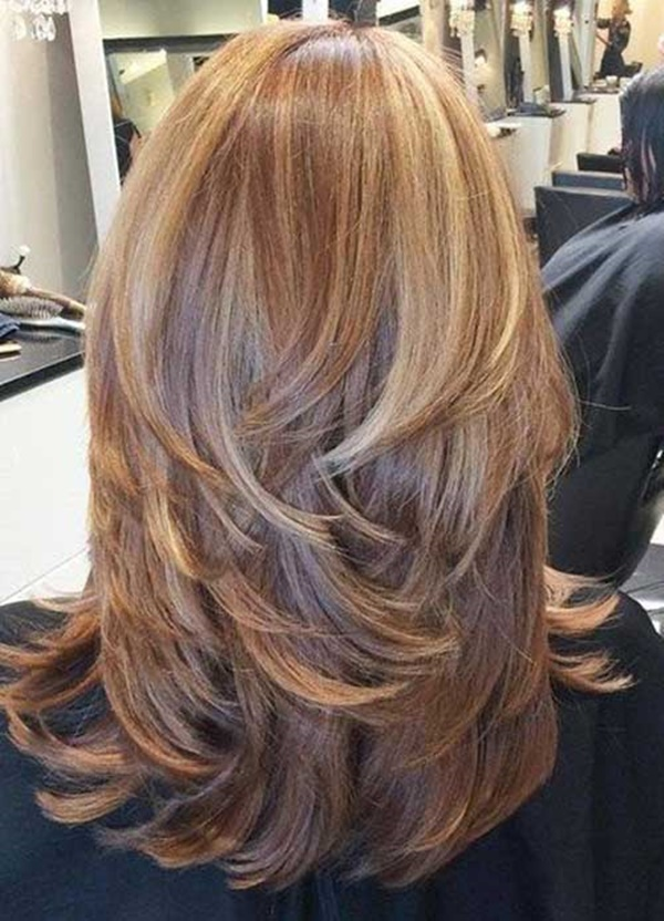 110 Long Layered Hairstyles To Enhance Your Image Reachel
