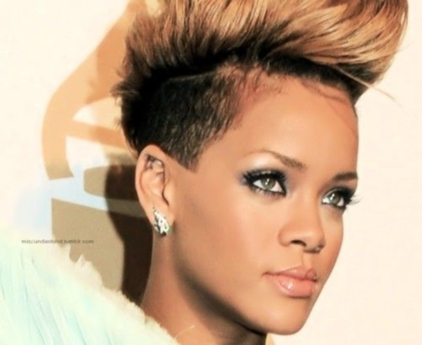 After The Singer Wore This Hairstyle More Women Dared To Try Same Indeed Rihanna Has A Huge Influence On Her Fans