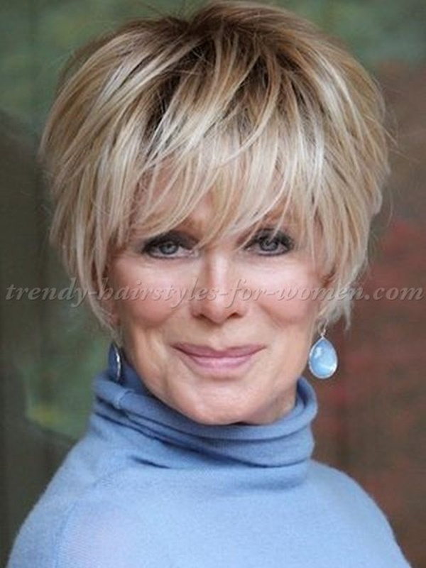 125 Cute Hairstyles For Women Over 50