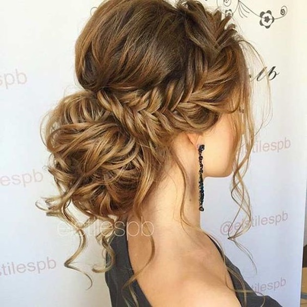 Phenomenal 125 Prom Hairstyles For A Queenly Vibe Natural Hairstyles Runnerswayorg